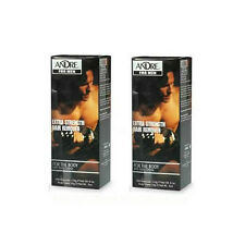 ANDRE STRONG MENS MALE HAIR REMOVER DEPILATORY CREAM BACK CHEST LEGS REMOVAL