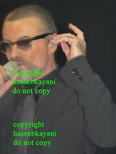 8x6 Photo 18 George Michael Royal Albert Hall Symphonica Concert Photo Oct 2011