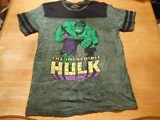 OFFICIAL MARVEL THE INCREDIBLE HULK T-SHIRT SIZE: L **NEW**