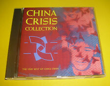 """CD """" CHINA CRISIS - COLLECTION - THE VERY BEST OF """" 14 HITS (CHRISTIAN)"""