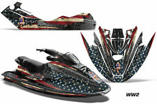 AMR Racing Jet Ski Graphics Wrap Sea Doo GTX Decal Kit 1996-1999 WW2 BOMBER
