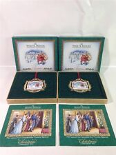2 NIB THE WHITE HOUSE HISTORICAL ASSOCIATION CHRISTMAS ORNAMENT 2011