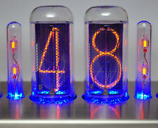 2 ct-in-18 Nixie dos puntos tubos tubes Clock reloj Tube Clock colon kit Kit