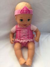 Little Mommy Baby Ballerina Doll Crown Lost Or Replacement Lovey