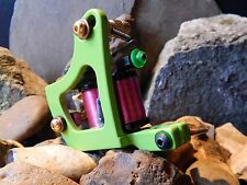 PURPLE DRAGON CUSTOM TATTOO MACHINE SHADER NO7 -SPARE PARTS-FRAME-EIKON SPRINGS