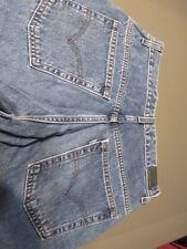 Levi Silver Tab Baggy Student Fit blue Denim Jean Tag W 30 L 30 Measure 30 x 29