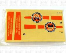Walthers HO Decals B&O Baltimore & Ohio Boxcar 26480 Time Saver