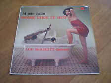 LOU MCGARITY QUINTET - SOME LIKE IT HOT