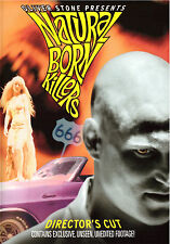 Natural Born Killers Director's Cut DVD Oliver Stone Script by Quentin Tarantino