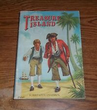 Treasure Island by Robert Louis Stevenson 1961 Paperback