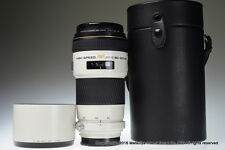 MINOLTA HIGH SPEED AF APO TELE 80-200mm f/2.8G Excellent+