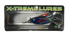 NGT X-Treme Lures Spinners 24 Styles For Perch Pike Trout Salmon Lake River