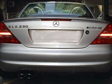 Painted Process Trunk Spoiler for Mercedes R170 A Type SLK200 230K 1996-2004