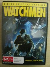 Watchmen 2-Disc Special Edition R4 DVD