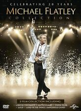 Michael Flatley Ultimate (5 Discs) Complete Collection Brand New and Sealed