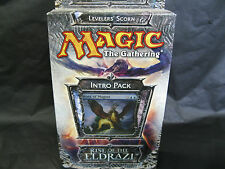 MTG Rise Of The Eldrazi Intro Deck Leveler's Scorn  Magic the Gathering