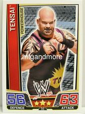 Slam Attax Superstars - #115 Tensai