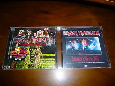 Iron Maiden / Rainbow Theatre 1980 Final ORG Limited 2CD+DVD-R NEW!!!!!!! B7