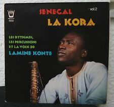LAMINE KONTE  Senegal La Kora Volume 2     Arion LP