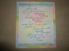 Ended Relationship~Sympathy Greeting Card & Decorative Envelope By Hallmark, NEW
