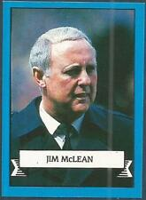 MERLIN-TEAM 90- #347-DUNDEE UNITED-JIM McLEAN-MANAGER