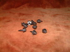 Packet of Flat Top Hob Nails Boot Studs British Army Hobb Nails Hobnails