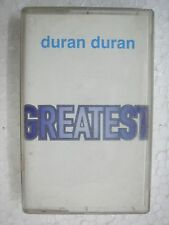 DURAN DURAN GREATEST HITS RARE CASSETTE tape INDIA MAR 1999