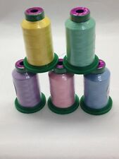 5 pack of Isacord Thread Easter kit -( New in wrapper)