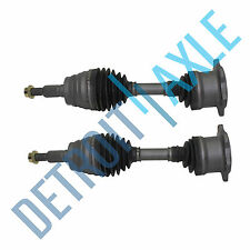 2011-2013 CHEVY 8LUG SILVERADO HD FRONT LEFT AND RIGHT CV SHAFT AXLE MADE IN USA