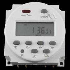 Favorable AC 220V-240V Digital LCD Programmable Timer Time Switch Connection
