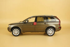 1:18 Volvo xc90 XC CLASSIC brown color model + gift