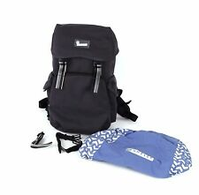 Crumpler Karachi Outpost S Camera Photo Laptop Bag Backpack Navy Midnight Blue