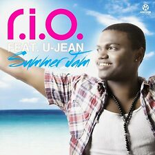 R.I.O. FEAT. U-JEAN - SUMMER JAM  CD SINGLE NEU