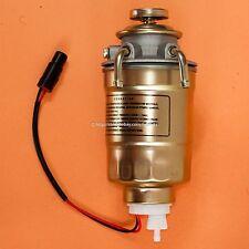 Fuel Lift Pump Primer Filter Fits Mitsubishi Pajero Shogun Triton Delica Strada
