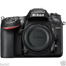 "Nikon D7200 Body 24.2mp 3.2"" DSLR Digital Camera Brand New Jeptall"
