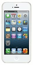 Apple iPhone 5 32GB Verizon + Unlocked GSM 4G LTE 8MP Camera Smartphone - White