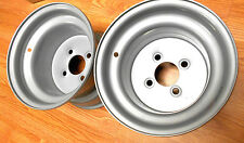 "POLARIS REAR 10"" STEEL WHEELS, RIMS SCRAMBLER,SPORT,TRAIL BLAZER 4X4 PATTERN"