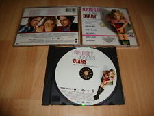BRIDGET JONES'S DIARY CD BANDA SONORA ORIGINAL MUSIC MOTION PICTURE SOUNDTRACK