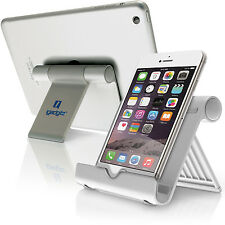 Light Aluminium Portable Fold-up Stand Cradle Holder For iPad Tablet e-Reader