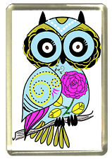 Owl Daughter Fridge Magnet - Wildlife