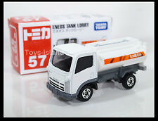 TOMICA #57 ISUZU ELF ENEOS TANK LORRY TOMY NEW DIECAST CAR OIL TRUCK
