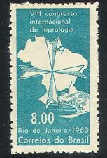 Brazil 1963 Medical/Health/Welfare/Leprosy 1v  (n32338)