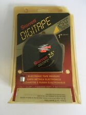 Vintage Tool!  Starrett  Digitape Electronic Tape Measure D1-25 (64443)!  Nrfp.