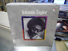 JOHNNIE TAYLOR In Control LP 1988 Malaco Records SEALED SS
