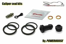 Triumph Rocket 3 04-14 rear brake caliper seal repair kit 2008 2009 2010 2011