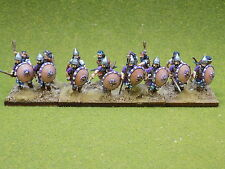 28mm Ancients ASSYRIAN INFANTRY x16 Well Painted Wargames Foundry 39249