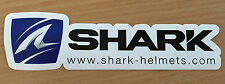Autocollant SHARK sticker moto casque helmet n°2