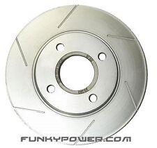 Stoptech sport fendus disques de frein avant-mazda 3 mps 2.3L turbo nouveau uk