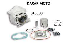 318558 CILINDRO 50 cc allum. H2O MHR  APRILIA SR RACING 50 2T LC  MALOSSI