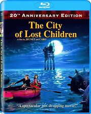 The City of Lost Children (20th Anniversary Edition) Ron Perlman (Blu-ray) FSY